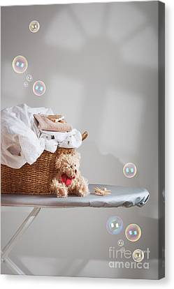 Laundry Canvas Print by Amanda And Christopher Elwell