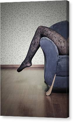 Legs Canvas Print by Joana Kruse