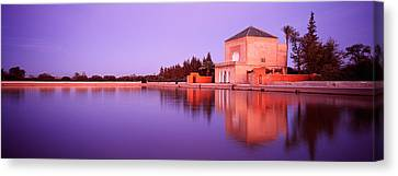 Menara, Marrakech, Morocco Canvas Print by Panoramic Images