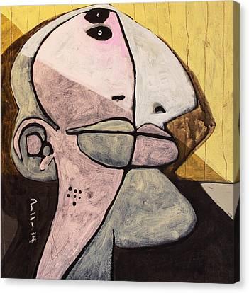 Noctis No. 5  Canvas Print by Mark M  Mellon
