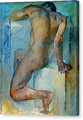 Nu 2 Canvas Print by Valeriy Mavlo