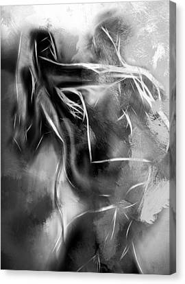 Obsession Canvas Print by Stefan Kuhn