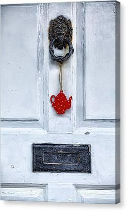 Old Door Canvas Print by Joana Kruse