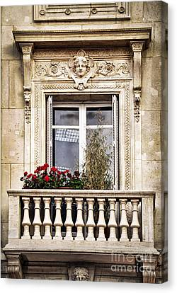 Old Window Canvas Print by Elena Elisseeva