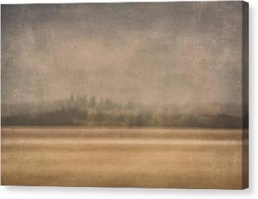 Oregon Rain Canvas Print by Carol Leigh