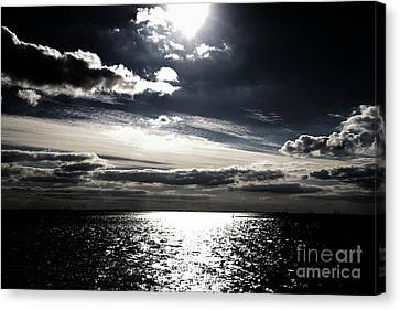 Peaceful Evening Canvas Print by Four Hands Art