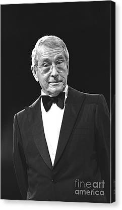 Perry Como Canvas Print by Concert Photos