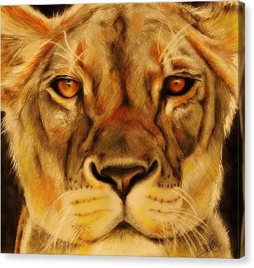 Pride Canvas Print by Sheena Pike
