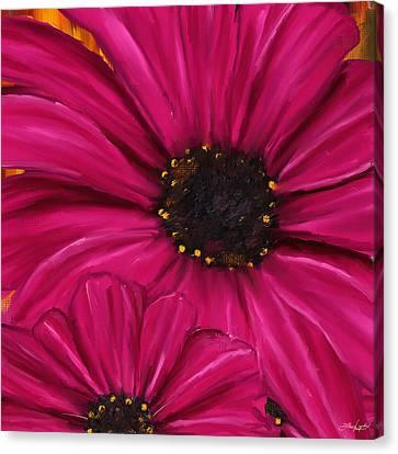 Purple Beauty Canvas Print by Lourry Legarde