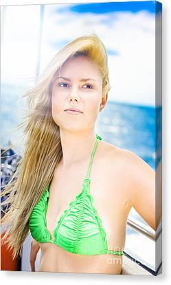 Rays Of Summer Sun Canvas Print by Jorgo Photography - Wall Art Gallery