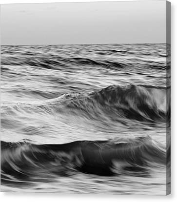 Salt Life Square 2 Canvas Print by Laura Fasulo