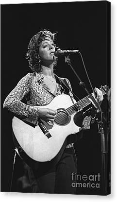 Sarah Mclachlan Canvas Print by Concert Photos