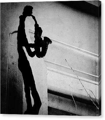 Saxophone Canvas Print by Natasha Marco