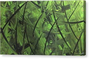 Seaweed Canvas Print by Lisa Williams