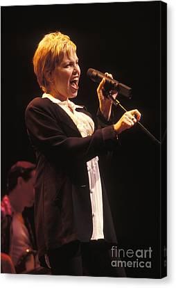 Singer Pat Benatar Canvas Print by Concert Photos