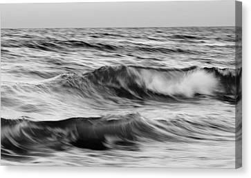 Soul Of The Sea Canvas Print by Laura Fasulo