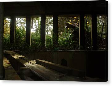 St. Peter's Seminary Canvas Print by Peter Cassidy