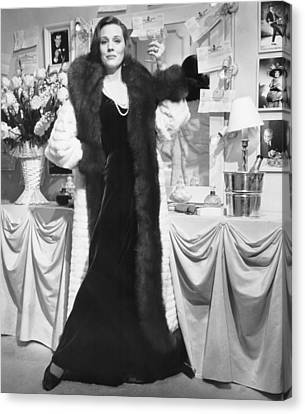 Star, Julie Andrews, 1968, Tm & Canvas Print by Everett