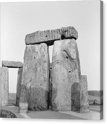 Stonehenge Canvas Print by Anonymous