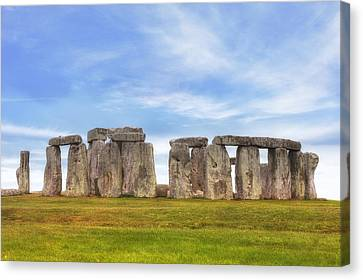 Stonehenge Canvas Print by Joana Kruse
