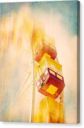 Summer Dreams Canvas Print by Amy Weiss