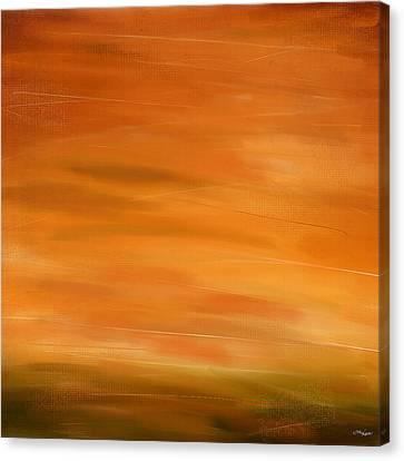Summer Canvas Print by Lourry Legarde