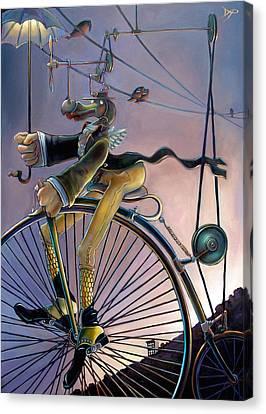 The Dreamsmyth Canvas Print by Patrick Anthony Pierson
