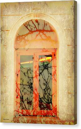 The Other Side Canvas Print by Barbie Guitard