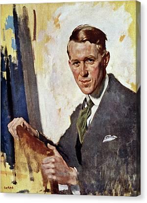 Thomas Edward Lawrence (1888-1935) Canvas Print by Granger