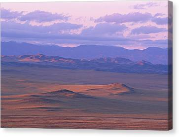 Tuva Canvas Print by Anonymous