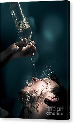 Water Canvas Print by Jorgo Photography - Wall Art Gallery