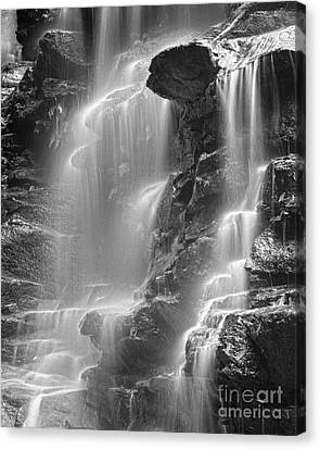 Waterfall 05 Canvas Print by Colin and Linda McKie