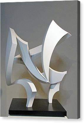 Wind Canvas Print by John Neumann