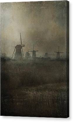 Windmills Canvas Print by Joana Kruse