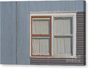 Windows Canvas Print by Jim Wright