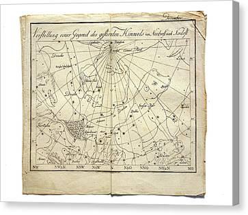 Constellations Canvas Print by Detlev Van Ravenswaay