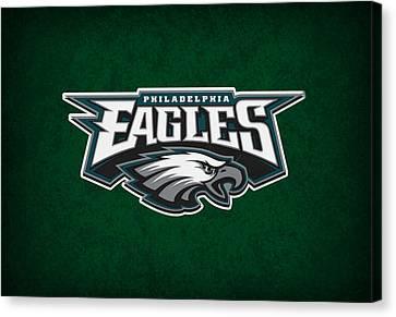 Philadelphia Eagles Canvas Print by Joe Hamilton