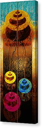 Abstract Canvas Print by Tripti Singh