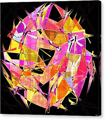 1102 Abstract Thought Canvas Print by Chowdary V Arikatla