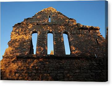 12th Century, Cistercian Jerpoint Abbey Canvas Print by Panoramic Images