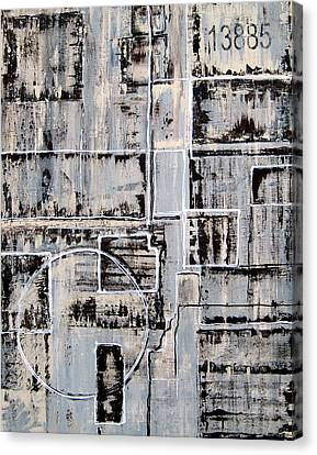13885 By Elwira Pioro Canvas Print by Tom Fedro - Fidostudio