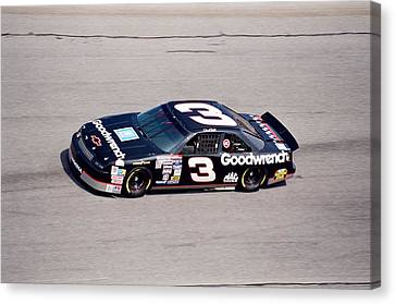 Dale Earnhardt Canvas Print by Retro Images Archive