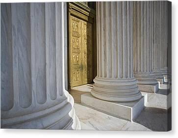 Usa, Washington, D Canvas Print by Jaynes Gallery