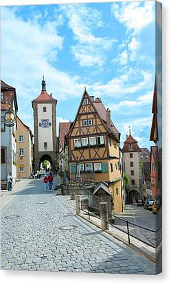 Europe, Germany, Baden-wurttemberg Canvas Print by Jim Engelbrecht