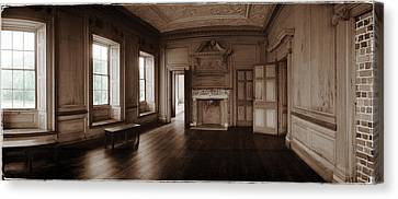 1752 Revisited Canvas Print by Jan W Faul