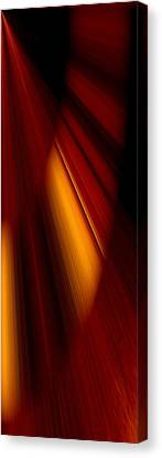 Abstract Art Canvas Print by Heike Hultsch