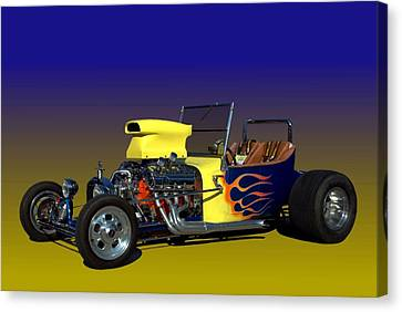 1923 Ford Bucket T Canvas Print by Tim McCullough