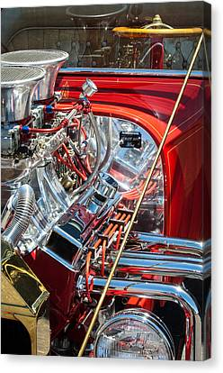 1923 Ford T-bucket Canvas Print by Jill Reger