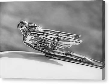 1941 Cadillac Canvas Print by Kurt Golgart