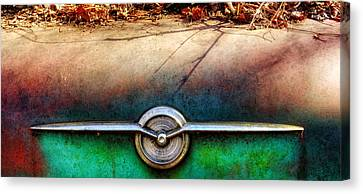 1956 Buick Special Canvas Print by Greg Mimbs